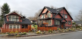 Coach houses coming to West Vancouver property management