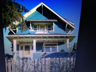 East Vancouver rental house