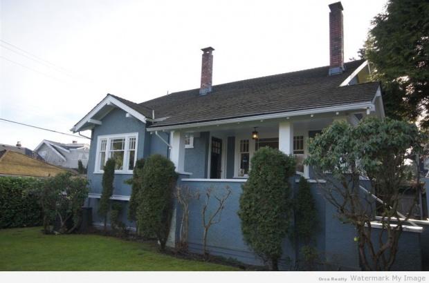 Shaughnessy rental houses